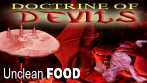 Doctrines of Devils and The Food You Eat