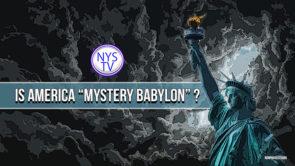 Is America Mystery Babylon
