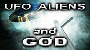 UFOs Aliens and gods