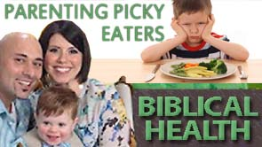 Parenting Picky Eaters