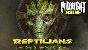 Reptilians and the Bloodline of Kings