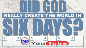 Was there a Literal 6 Day Creation?